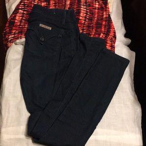 Hudson Jeans Jeans - Hudson Collin flap skinny jeans/jeggings SZ 26